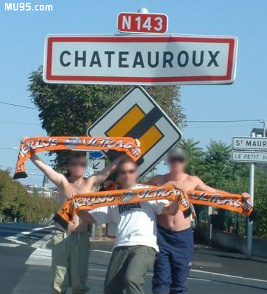 Chateauroux - An Oriant